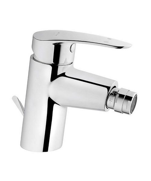 VitrA Dynamic Bidet Mixer Tap With Pop Up Waste