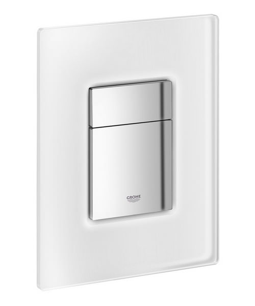 Grohe Skate Cosmopolitan WC Wall Plate Chrome