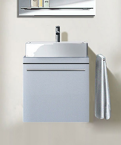 Duravit X-Large White Matt 1000mm Vanity Unit