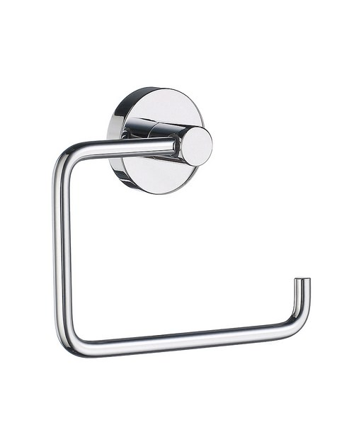 Smedbo Home Polished Chrome Toilet Roll Holder