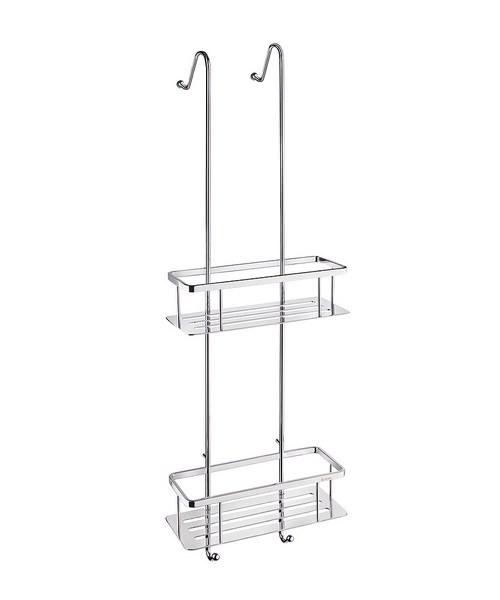 Smedbo Sideline 250mm 2 Level Shower Basket