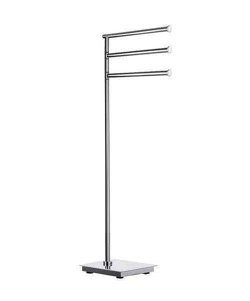 Smedbo Outline Lite 780mm Freestanding Triple Towel Rail