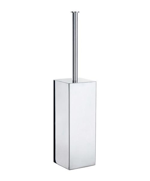Smedbo Outline Lite 450mm Freestanding Square Toilet Brush