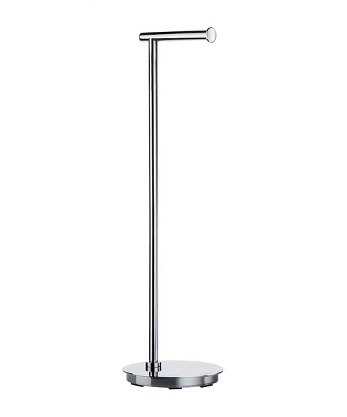Smedbo Outline Lite Toilet Roll Holder With Round Base Plate