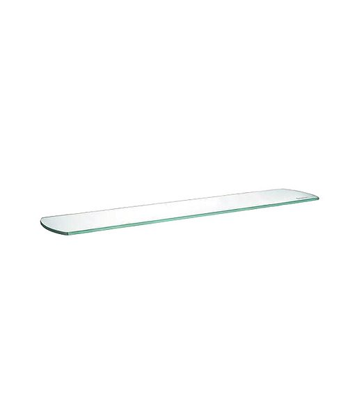 Smedbo Xtra Spare Clear Glass Shelf For Cabin And Villa Shelf