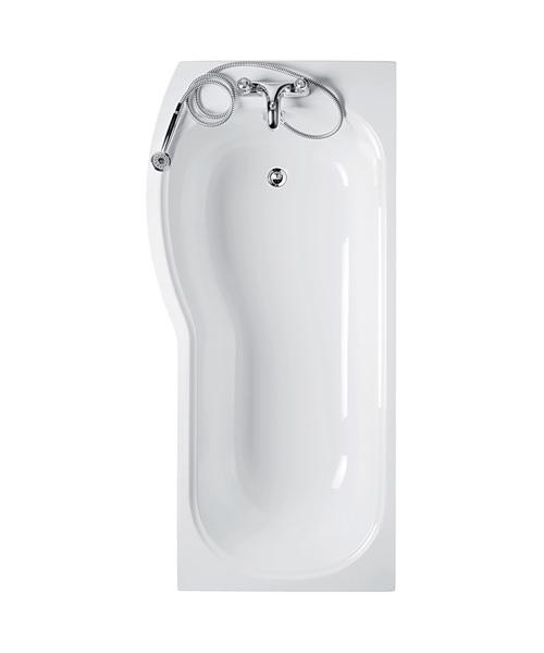 ideal standard alto 170cm no th idealform plus lh shower bath