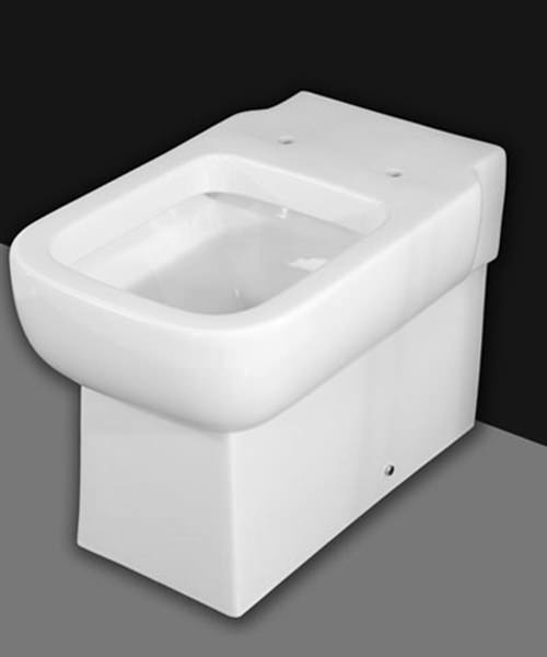 Essential Orchid Back To Wall WC Pan