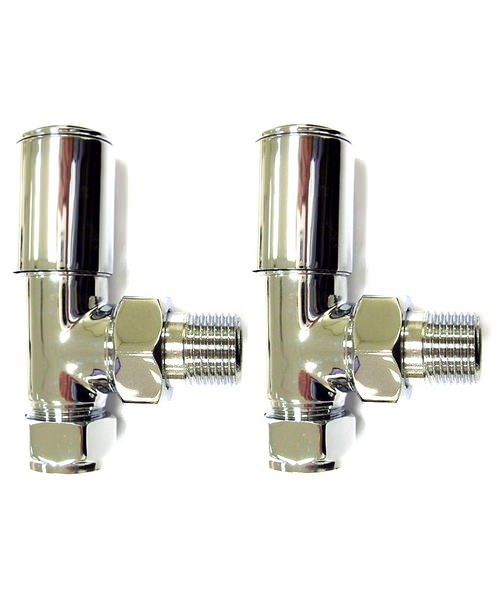 Essential Pair Of Deluxe Angled Valve