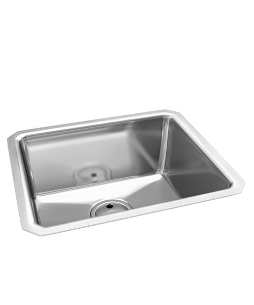 Abode Matrix R25 Stainless Steel Large Bowl 1.0 Kitchen Sink