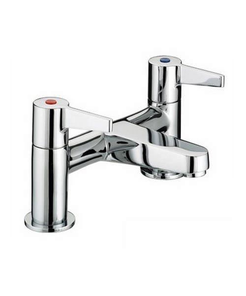 Bristan Design Utility Lever Bath Filler Tap