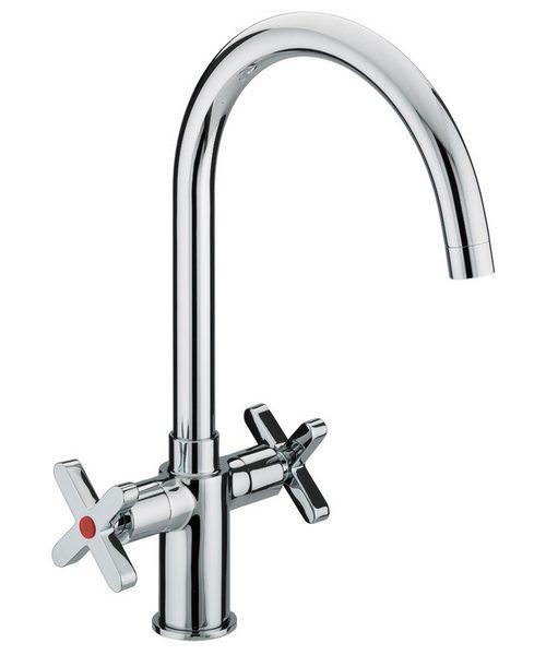 Bristan Design Utility X-Head Monobloc Kitchen Sink Mixer Tap