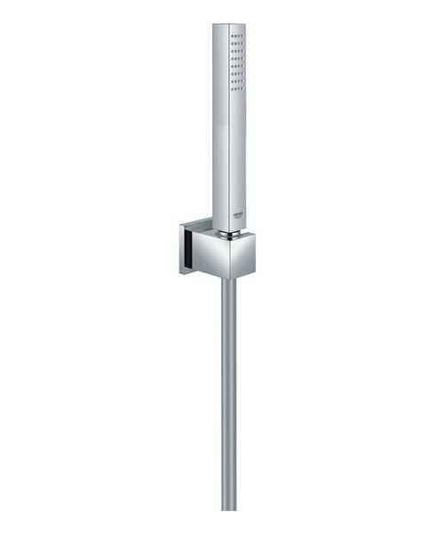 Grohe Euphoria Cube Stick Shower Handset With Wall Holder And Hose