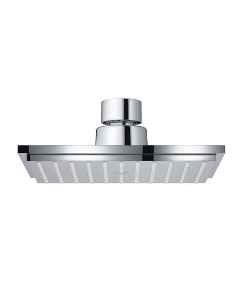 Grohe Euphoria Cube 150mm Shower Head With Single Spray Pattern