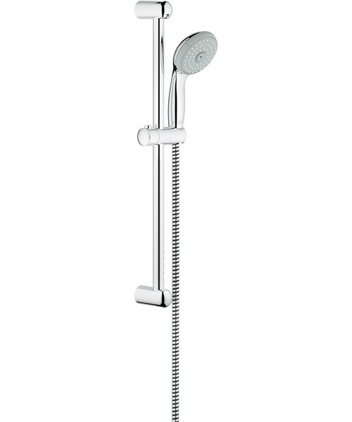Grohe New Tempesta 600mm Slide Rail With 3 Mode Shower Handset