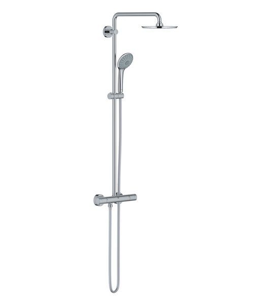 Grohe Euphoria Shower System With Thermostat