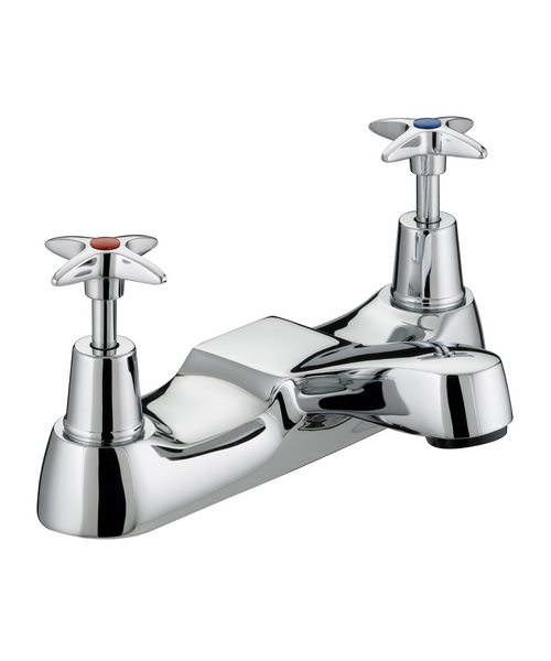 Bristan Value X-Head Bath Filler Tap