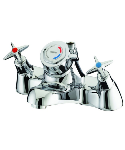 Bristan Value X-Head Thermostatic Bath Shower Mixer Tap
