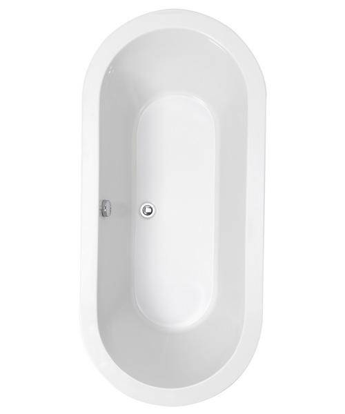 Pura Arco 1695 x 790mm Freestanding Bath