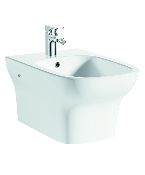 Pura Grace 1 Tap Hole Wall Hung Bidet 500mm