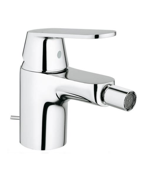 Grohe Eurosmart Cosmopolitan Bidet Mixer Tap With Pop Up Waste