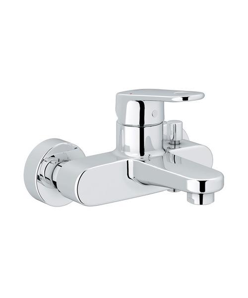 Grohe Europlus Single Lever Chrome Bath Shower Mixer Tap