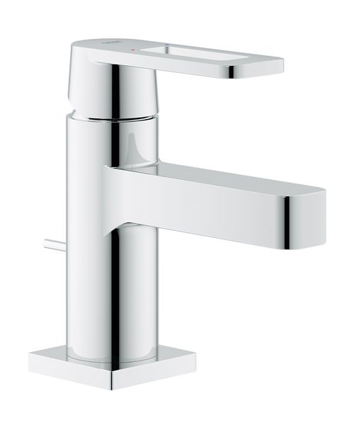 Grohe Quadra Monobloc Basin Mixer Tap With Pop Up Waste