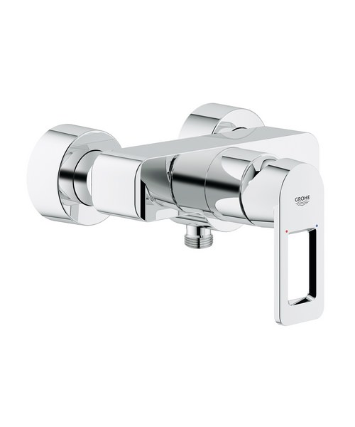 Grohe Quadra Wall Mounted Exposed Shower Mixer Valve Chrome