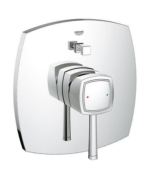 Grohe Spa Grandera Single Lever Bath Shower Mixer Trim With Diverter