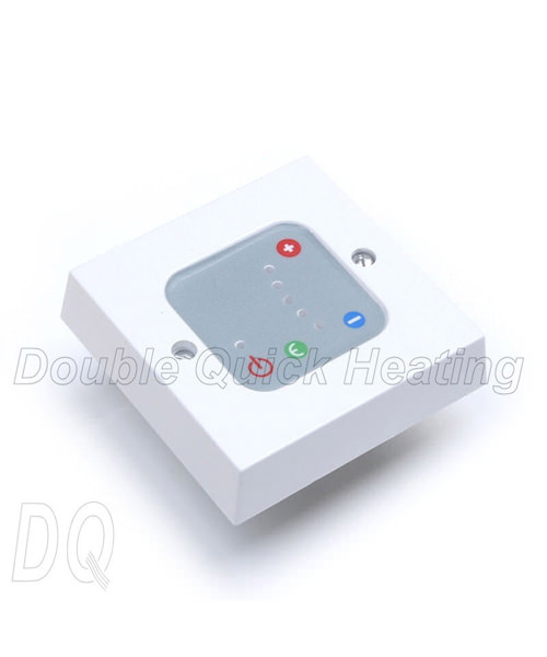 DQ Heating Electric Element Thermostatic White Control Unit
