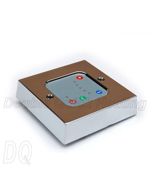 DQ Heating Electric Element Thermostatic Chrome Control Unit