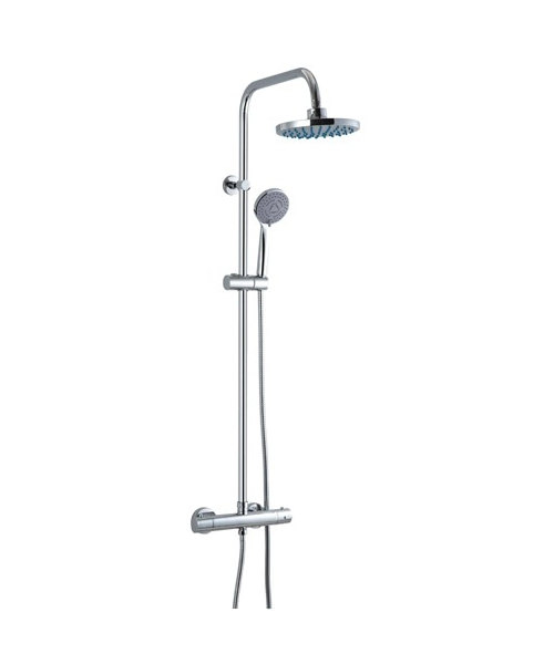 Beo Frenzy Exposed Thermostatic Shower Valve And Kit