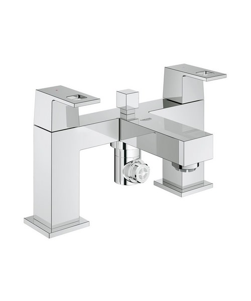 Grohe Eurocube Two Handled Bath Shower Mixer