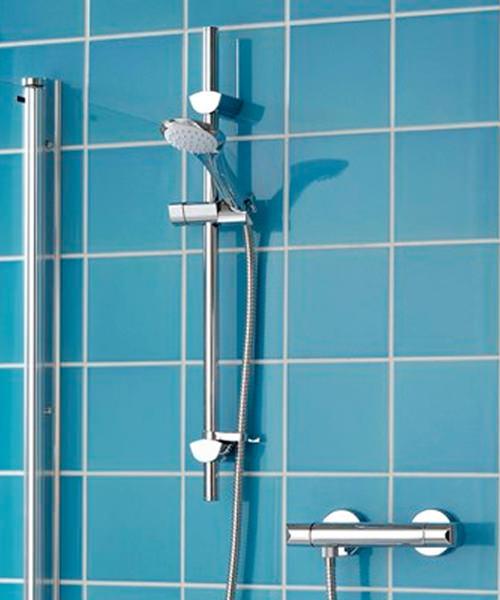Bristan Orta Thermostatic Bar Shower Valve With Adjustable Riser