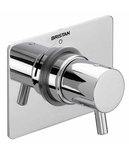 Bristan Prism Stopcock Chrome