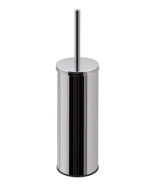 Vado Infinity Toiler Brush And Holder - Stainless Steel