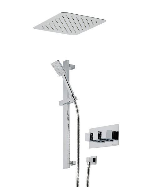 Roper Rhodes Factor Concealed Dual Function Shower Set