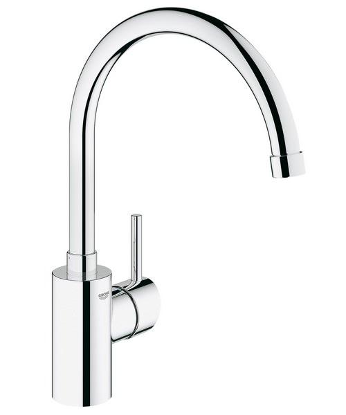 Grohe Concetto Single Lever High Spout Monobloc Sink Mixer Tap