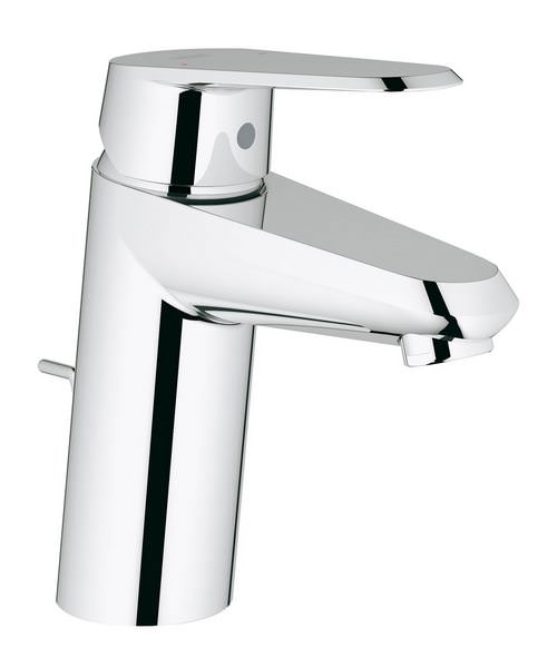 Grohe Eurodisc Cosmopolitan Monobloc Basin Mixer Tap With Pop-up Waste