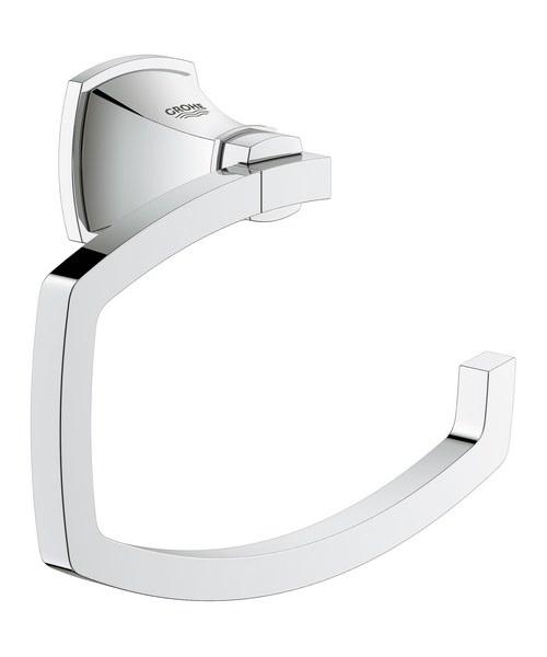 Grohe Spa Grandera Chrome Toilet Roll Holder