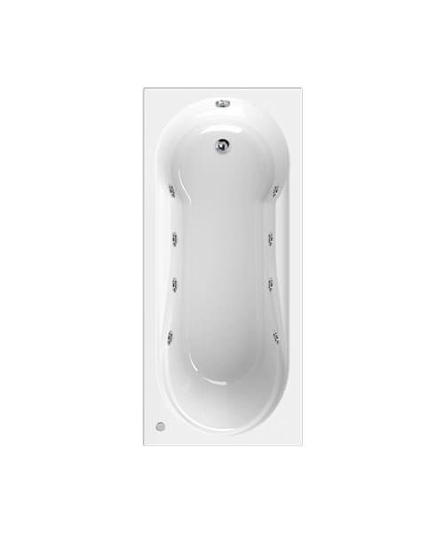 Additional image of Aquaestil Modena 1700mm Whirlpool Bath