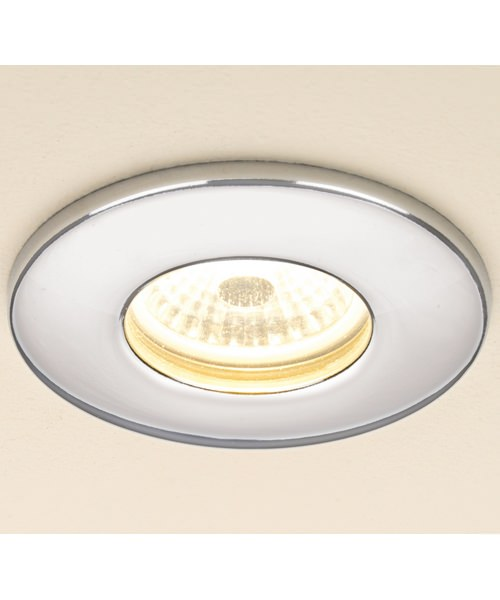 Alternate image of HIB Infuse Cool White Fire Rated LED Showerlight White
