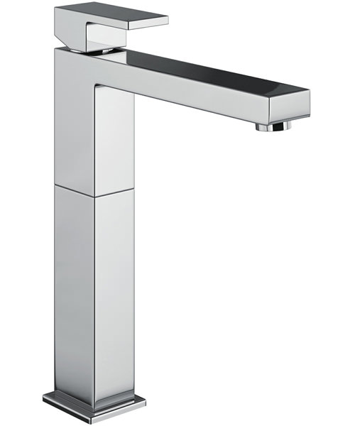 Abode Cento Chrome Tall Basin Monobloc Mixer Tap