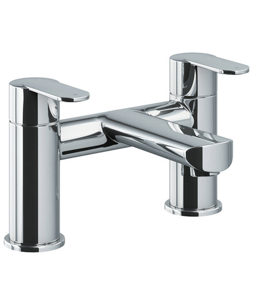 Abode Vedo Deck Mounted Bath Filler Tap