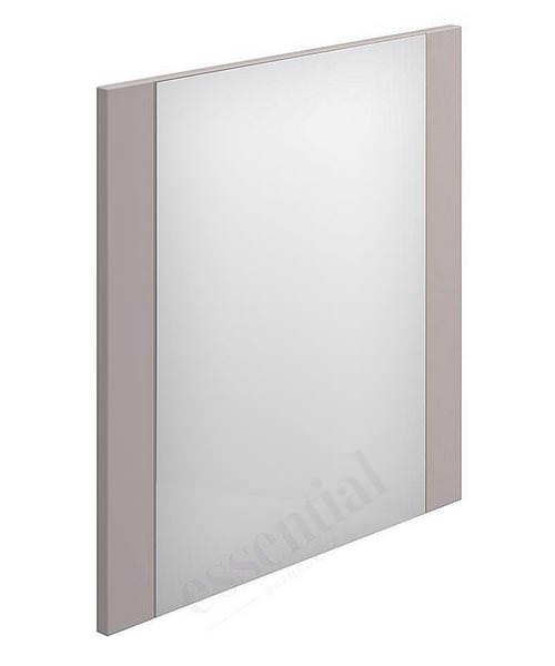 Essential Nevada 600 x 600mm Square Cashmere Finish Mirror