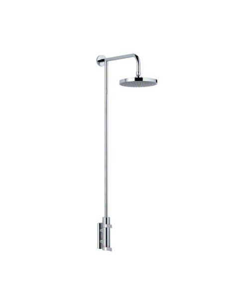 Mira Miniluxe ER Thermostatic Mixer Shower With Deluge Showerhead