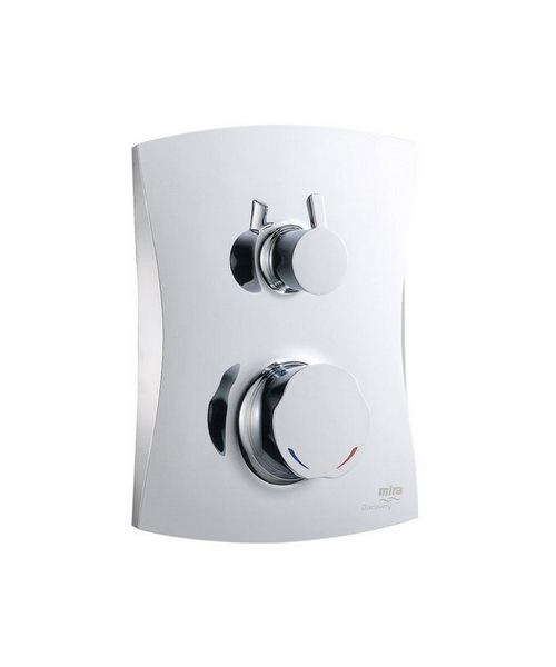 Mira Discovery Dual Control Built-In Shower Valve