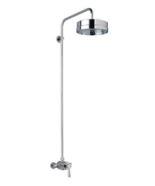 Mira Mode Exposed Rigid Thermostatic Mixer Shower