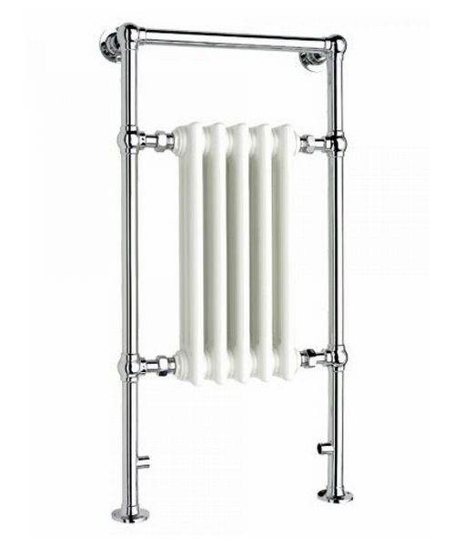 Apollo Ravenna Plus SR Traditional Towel Warmer 510 x 955mm Chrome