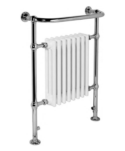 Apollo Ravenna Plus CR Traditional Towel Warmer 510 x 955mm Chrome