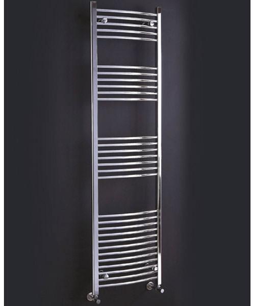 Phoenix Gina Curved Designer Towel Rail 600mm x 800mm
